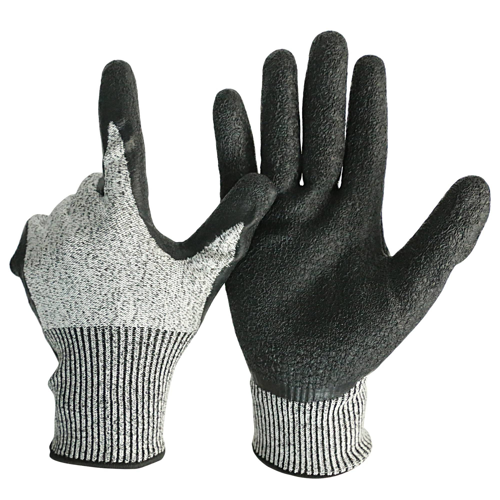 KIM YUAN Cut Resistant Gloves Mechanic General Utility Breathable Work Gloves Touch Screen,Skid/Abrasion Resistant, Pefect